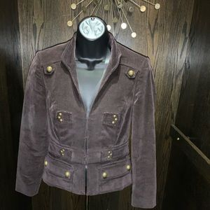 Women's Etcetera military jacket size 2